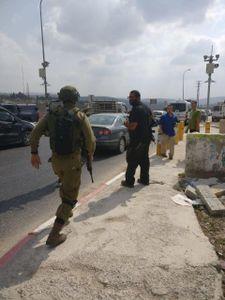 Cisjordanie: le terroriste de l'attaque au couteau de jeudi a été capturé