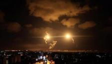 اسرائيل تقصف مواقع في القطاع ردا على إطلاق الصواريخ تجاه أراضيها