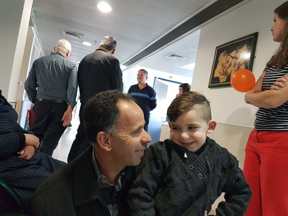 Israeli hospital treats Palestinian and Iraqi kids – and a princess from Bahrain