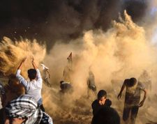 As Israel braces for clashes, Palestinian militants call for nonviolent protests