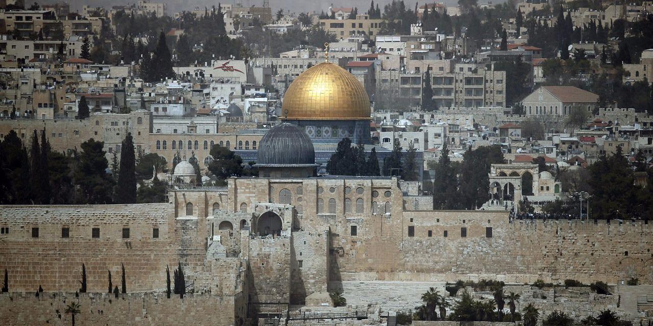 Le vote qui compliquera la partition — Jérusalem