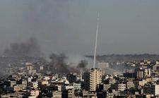Gaza: l'armée israélienne frappe des cibles en riposte à des tirs de roquettes
