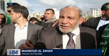 Hamas co-founder says Gaza-based group 'stronger than it has ever been'