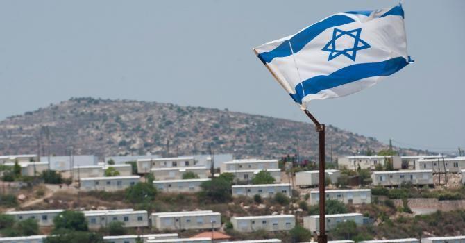 Implantation israélienne d'Eli en Cisjordanie