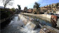 ينابيع المياه في وادي بردى