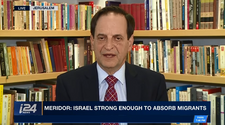 Netanyahu's former deputy blasts 'leadership failure' on migrants