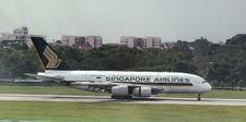 La meilleure compagnie au monde Singapore Airlines en route pour Israël