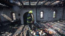Un Israélien condamné à 4 ans de prison pour un incendie sur un haut lieu chrétien