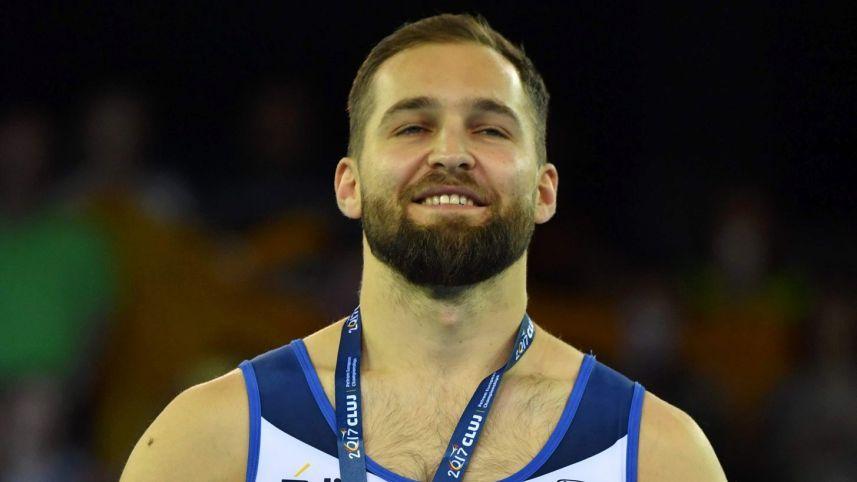 Gymnastique: l'israélien Shatilov remporte le bronze aux championnats d'Europe