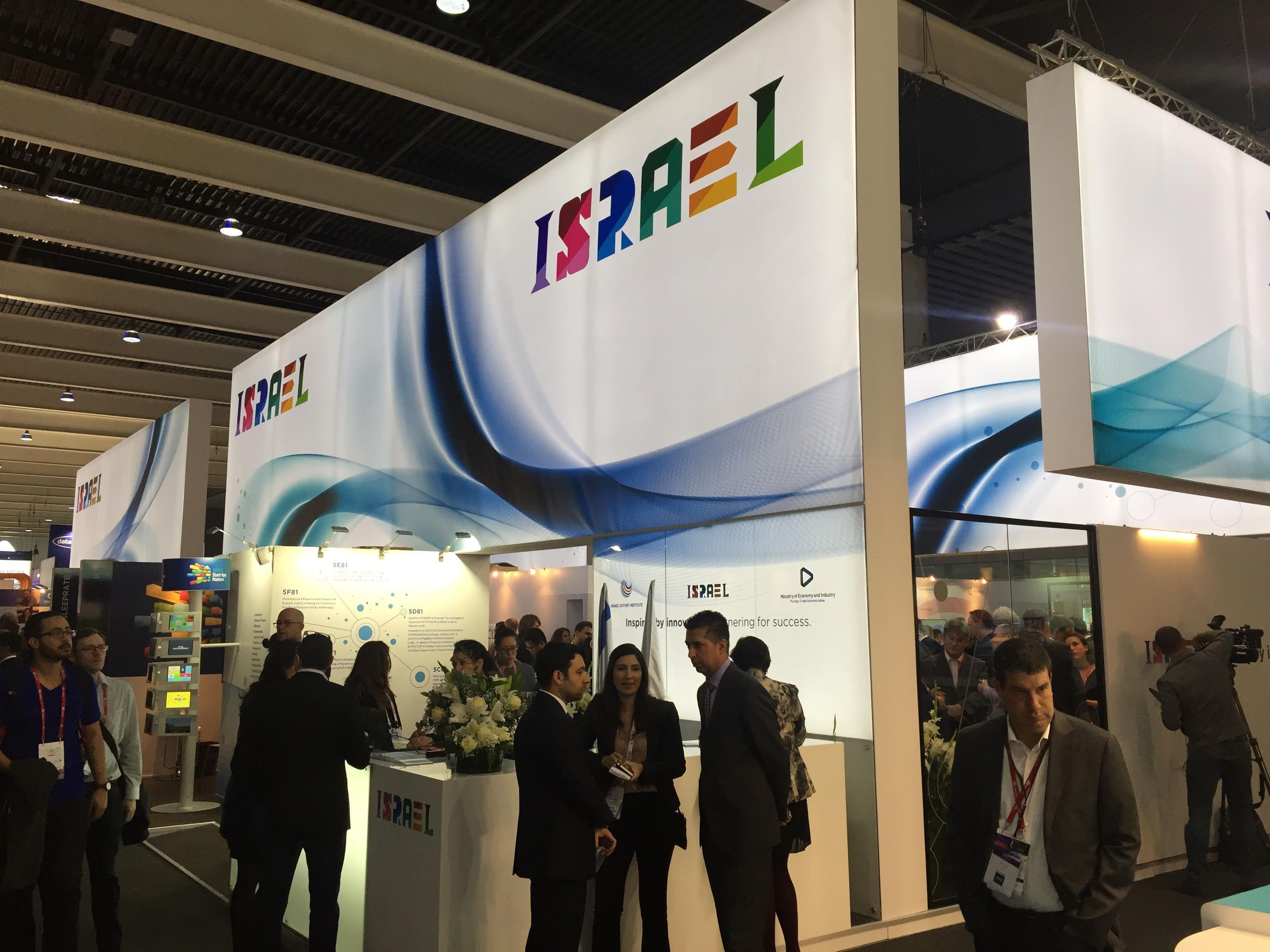 Israël, star mondiale de la high-tech à Barcelone