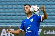 Foot: l'Israélien Eran Zahavi sacré meilleur joueur du championnat chinois