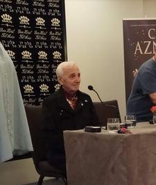 Charles Aznavour et Israël: un lien indéfectible