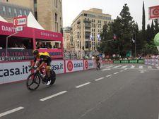 Giro d'Italia: Jérusalem se prépare au grand départ