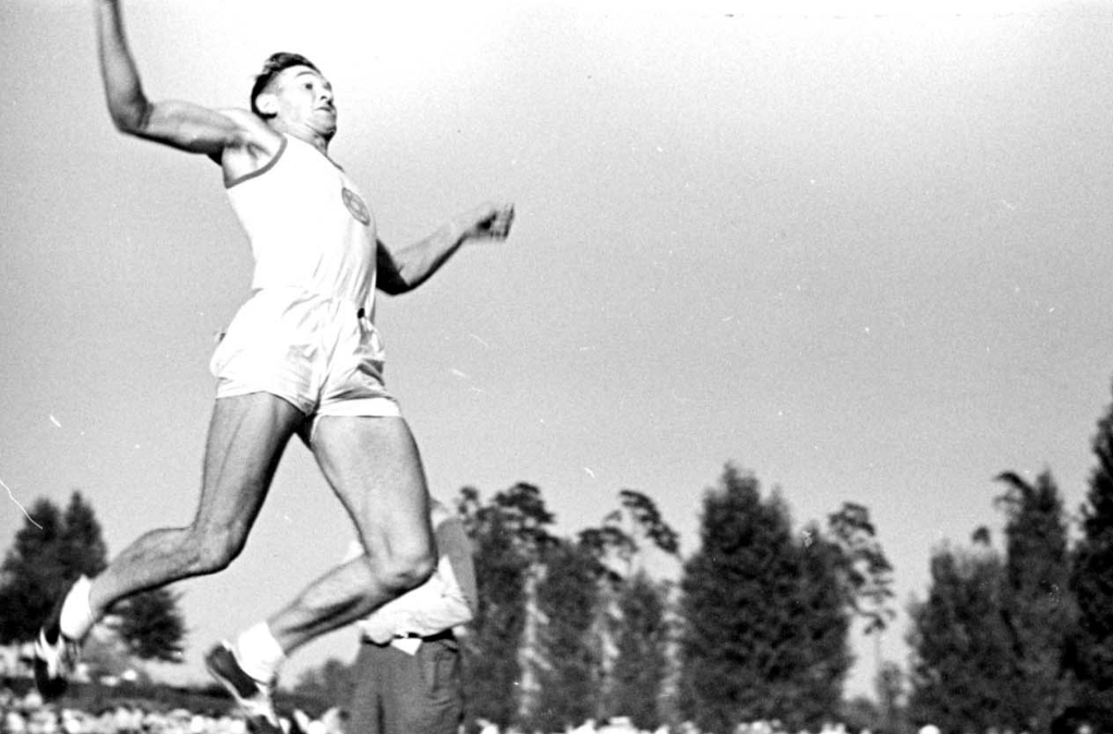 Maccabi track and field competition, August 1937, Germany
