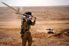 The IDF's Skylark