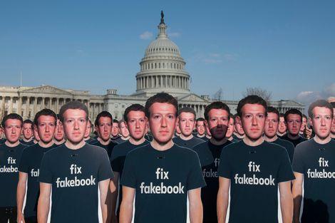 Facebook hired GOP firm that blamed online meddling criticism on Soros: report