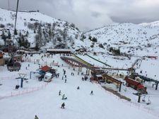 La saison de ski en Israël officiellement ouverte