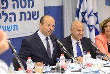 """Gaza: """"Le moment est venu de passer à une véritable politique de droite"""""""