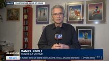 Daniel Knoll, fils de la rescapée de la Shoah tuée à l'âge de 85 ans