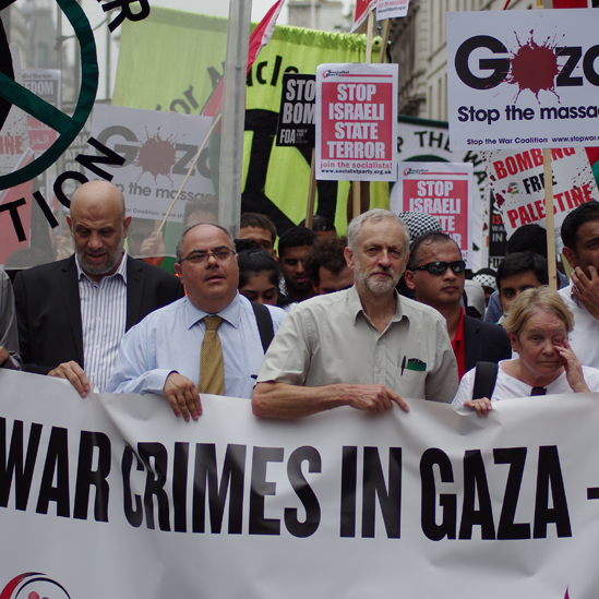 """Risultato immagini per Corbyn attaccato dai sionisti immagini"""""""
