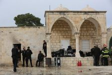 Israel orders closure of disputed Temple Mount structure