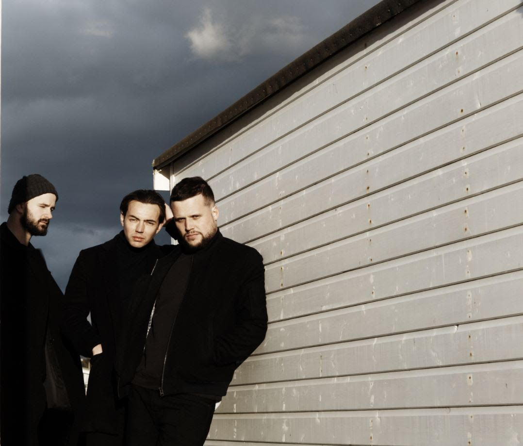 British band White Lies ready for debut performance in Israel