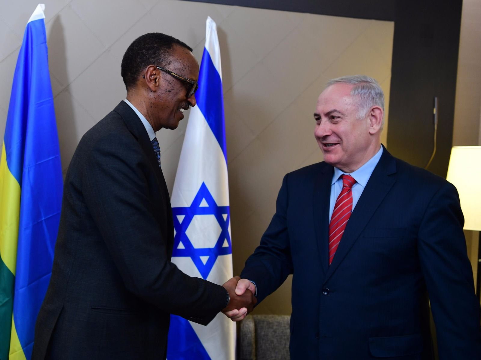 Israel opens first embassy in Rwanda as PM pushes Africa ties