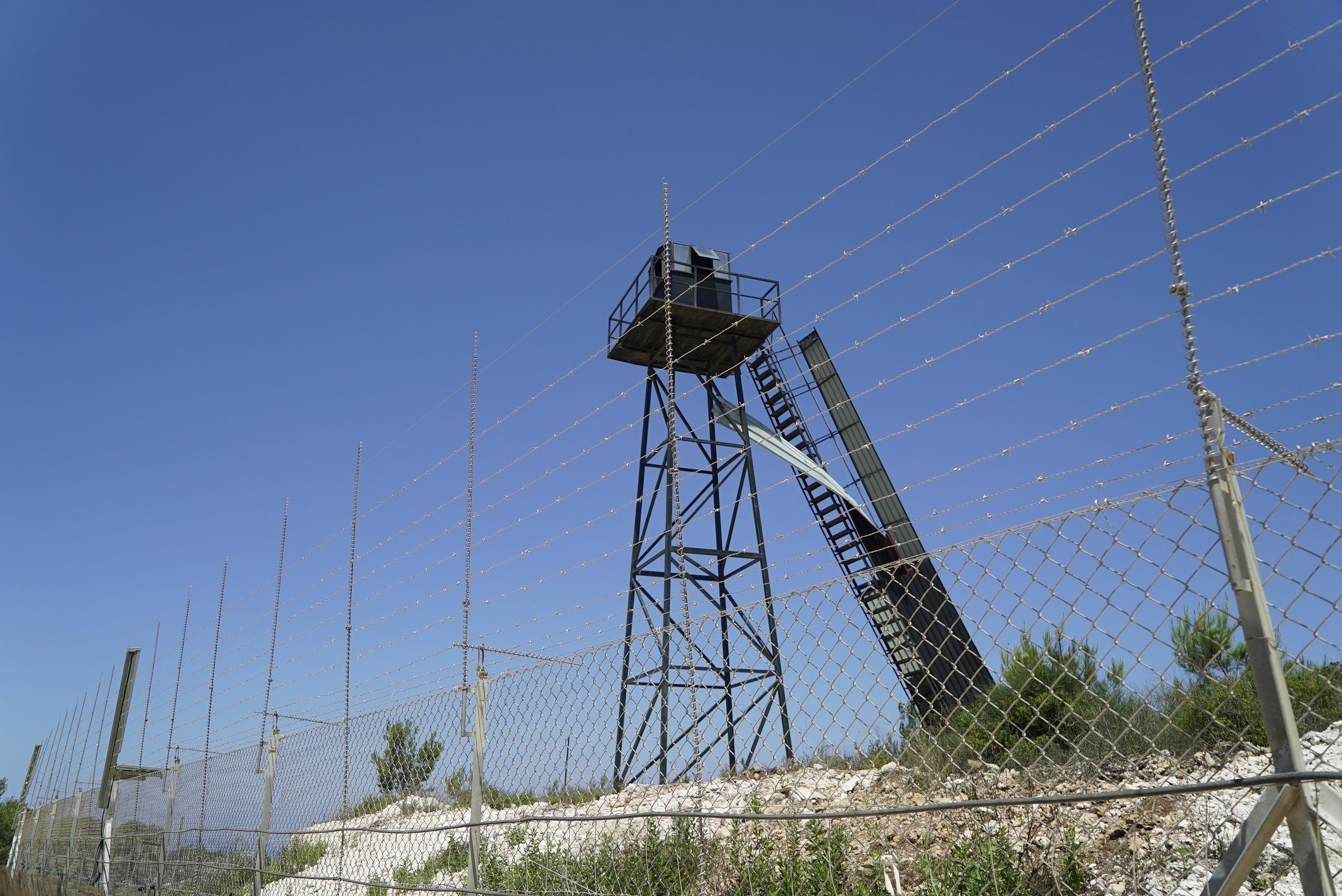 Israel accuses Hezbollah of using environment charity to disguise military posts