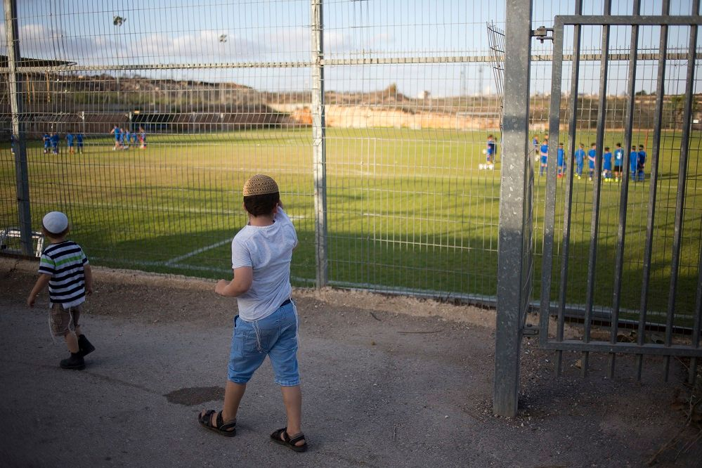 Palestinians blast FIFA delay on Israeli settlement clubs