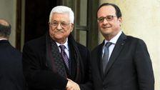 Mahmoud Abbas a été reçu par François Hollande le 15 avril à Paris