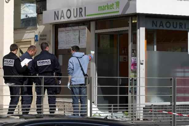 French terror cell members sentenced over Jewish grocery attack