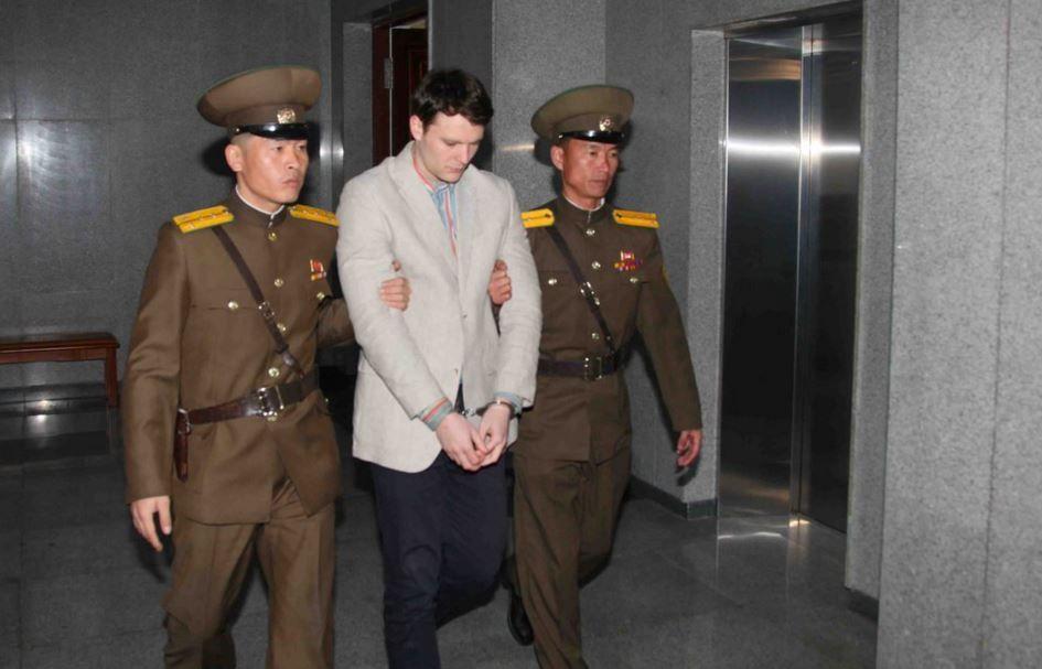 North Korea denies torturing US student Warmbier: KCNA
