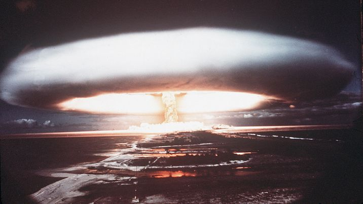 Nuclear explosion  Wikipedia