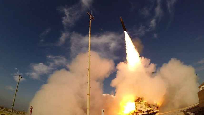 Data malfunction forces second cancellation of Israeli missile defense system
