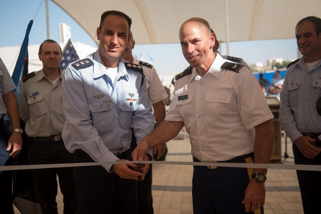 US Establishes First Permanent Military Base in Israel