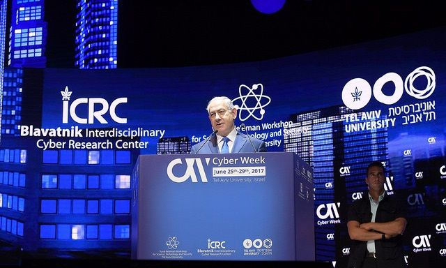 United States official announces cyber pact with Israel
