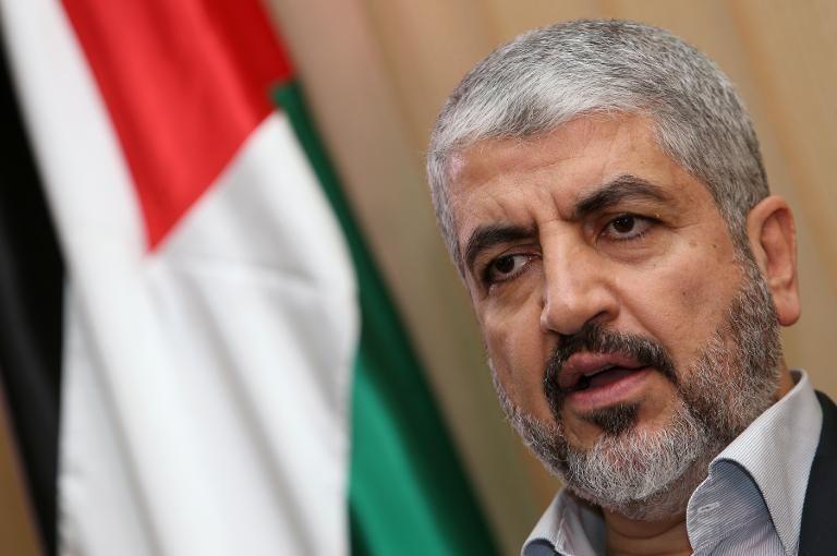 Ismail Haniyeh, chef de l'organisation terroriste du Hamas