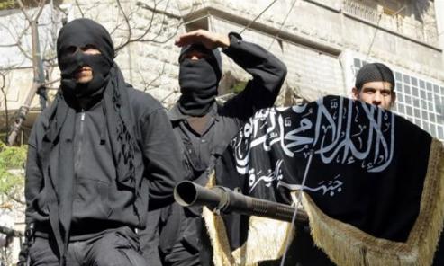 Activistes de l'État islamique