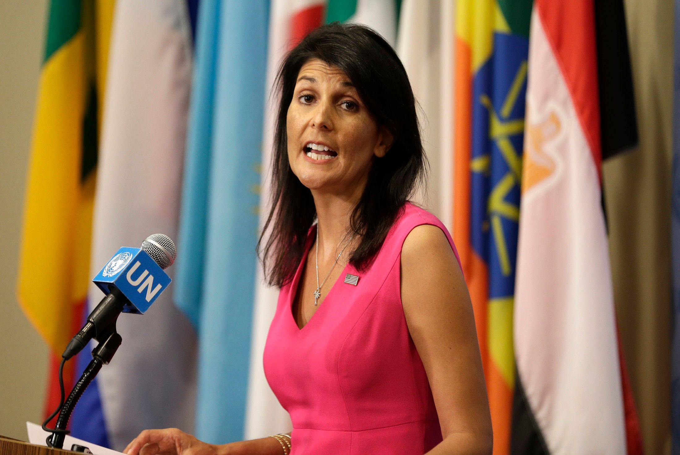 U.S. Says UNIFIL Chief 'Blind' to Hizbullah Arms