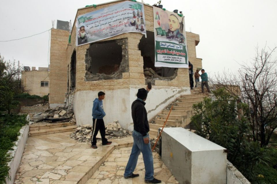 Israël: un terroriste palestinien condamné à 4 peines de prison à vie
