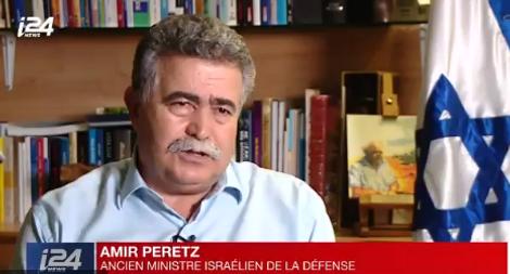A. Peretz revient pour i24NEWS sur les préparatifs de l'opération en Syrie