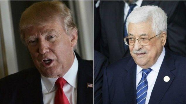 Donald Trump recevra le président palestinien le 3 mai