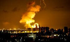 Gaza militants fire rockets at southern Israel as IDF strikes Hamas targets