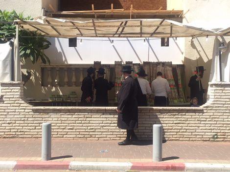 Israël: les quartiers ultra-orthodoxes en effervescence à l'approche de Souccot