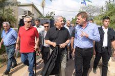 Netanyahu cuts short Paris visit in bid to salvage calm on Gaza border