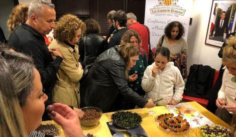 Conférence So French So Food à Tel Aviv le 12.02.18