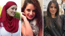 3 femmes arabes israéliennes à Tel Aviv