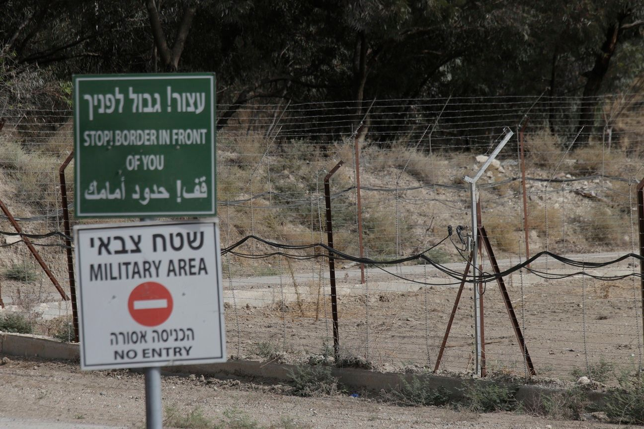 I24news Jordan Renews Pledge To Peace Treaty With Israel Amid Move
