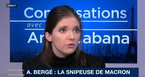 Wauquiez, conclusion du rétrécissement idéologique de la droite (Bergé/i24NEWS)