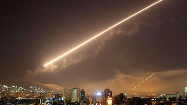 Israel hits multiple Iranian targets, air defense systems in Syria